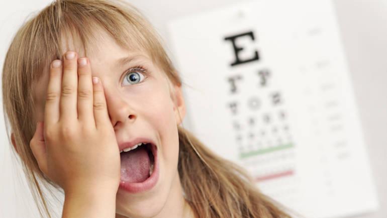 La prevenzione visiva nel bambino