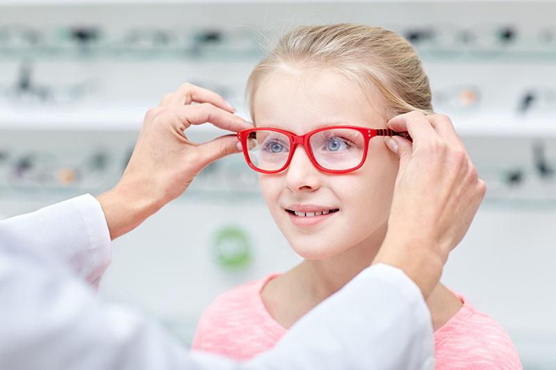 Montature occhiali da vista per bambini: come sceglierle