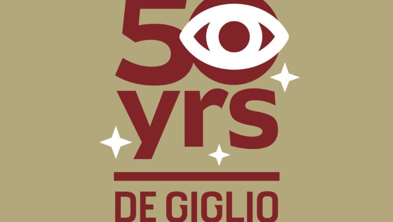 50 anni di Ottica de Giglio