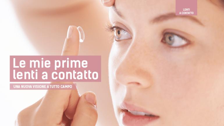 Le lenti a contatto: i vantaggi di una vista comoda e completa