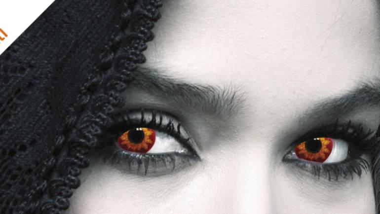 Vuoi un look pauroso per la notte di Halloween? Prova le lenti a contatto colorate Vision Care