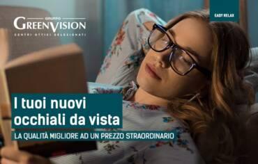 I tuoi nuovi occhiali da vista di qualità e ad un prezzo straordinario